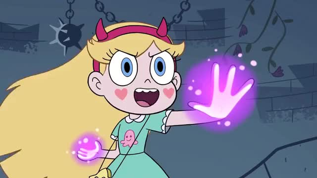 Watch Star vs. The Forces of Evil: Season 4 Sneak Peek | Comic-Con 2018 Exclusive | Disney Channel GIF on Gfycat. Discover more 2018, Butterfly, ComicCon, Marco, Star, ludo, wand GIFs on Gfycat