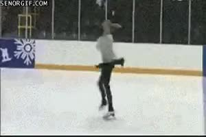 Watch and share Ice Ska GIFs on Gfycat