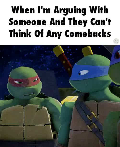 Watch and share Tmnt Donatello GIFs and Tmnt Donnie GIFs on Gfycat