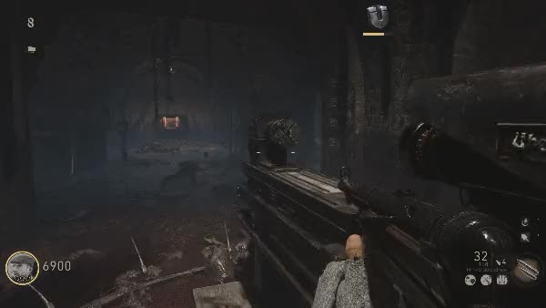 Call of Duty: WWII's Nazi Zombies: how to find the weapon
