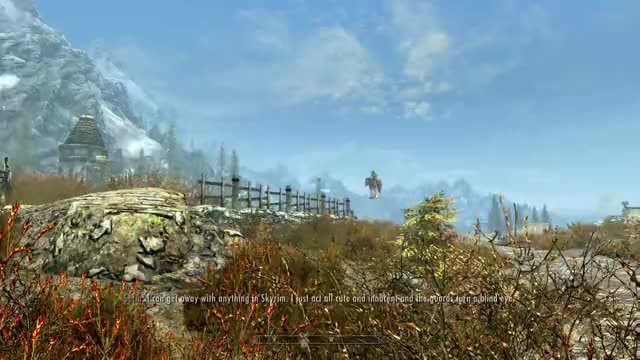 Watch this GIF by xboxdvr on Gfycat. Discover more TheElderScrollsVSkyrimSpecialEdition, tomothy94, xbox, xbox dvr, xbox one GIFs on Gfycat