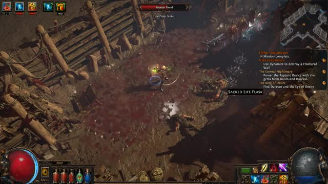 Watch and share Path Of Exile GIFs and King Nothing GIFs by KingNothing2000 on Gfycat