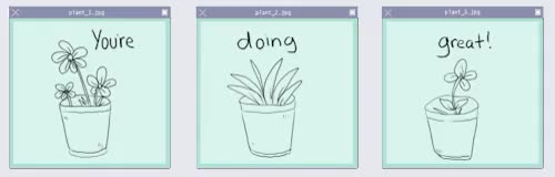 Watch and share Plant Aesthetic GIFs and Plant Drawing GIFs on Gfycat