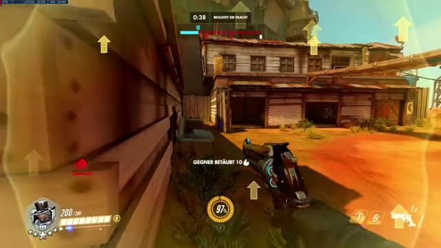Watch 500 Miles GIF by @mattivory on Gfycat. Discover more mccree, overwatch GIFs on Gfycat