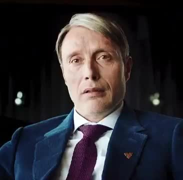 Watch CE59594B-2718-4E3B-A640-9C91DC58C152 GIF on Gfycat. Discover more mads mikkelsen GIFs on Gfycat