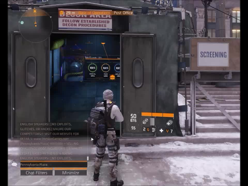 thedivision, State of Chat The Division PC GIFs