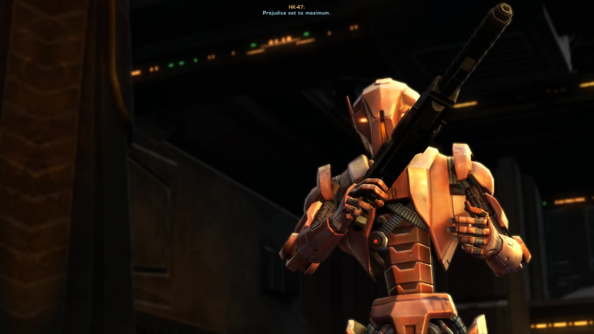 hk-47, mmo, mmorpg, star wars, star wars the old republic, swtor, the old republic, tor, HK-47 GIFs