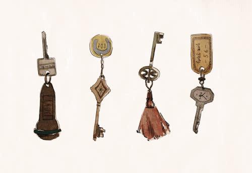 Keys GIFs