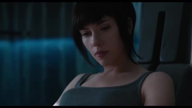 ghost in the shell gif