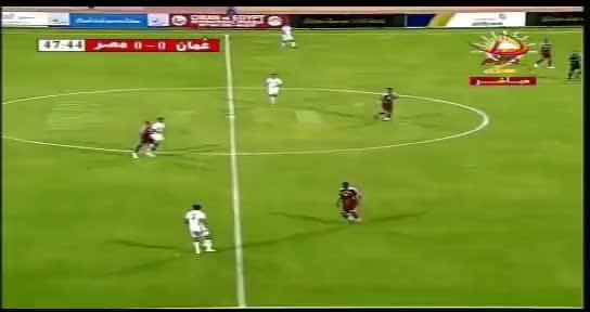 Watch and share إصابة عمرو زكي بعد اصطدامه بأحمد عيد عبد الملك GIFs on Gfycat