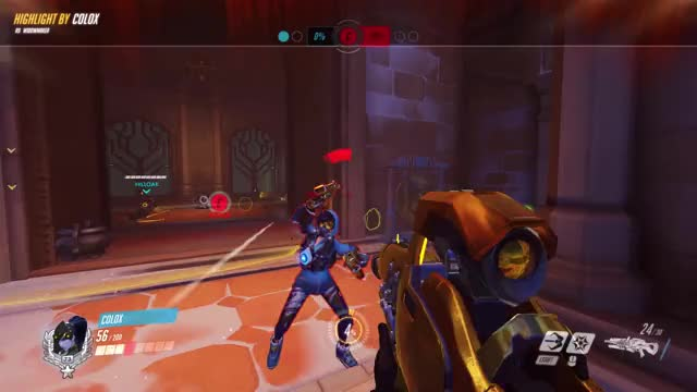 Watch BESTWIDOW4KEVER edited GIF on Gfycat. Discover more highlight, overwatch, widowmaker GIFs on Gfycat