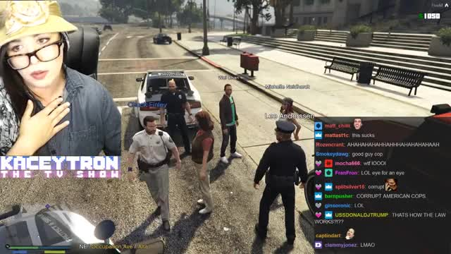 GTA V ROLEPLAY - Mary Jane meets Wei Chan