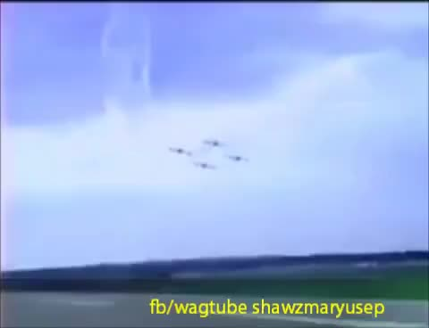 Watch air crash GIF on Gfycat. Discover more air show GIFs on Gfycat