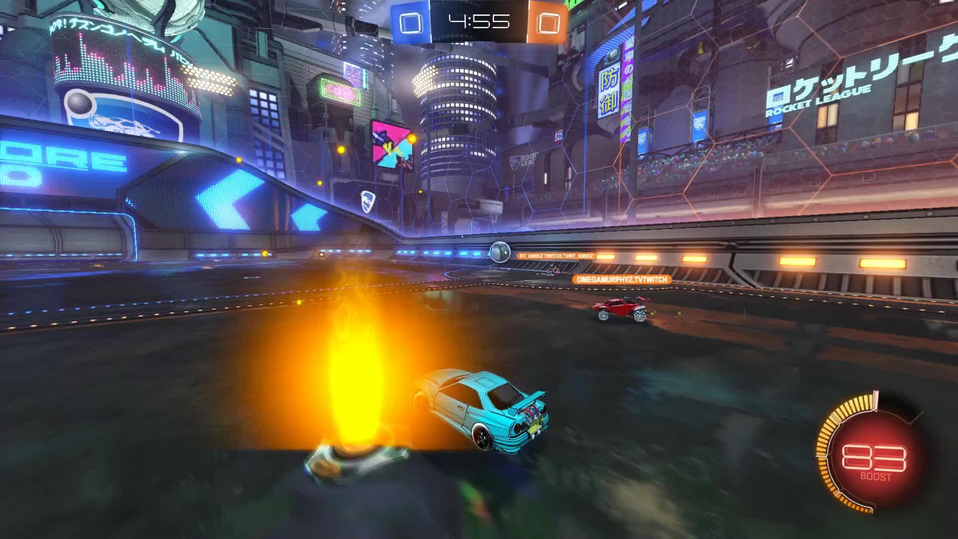 CJ, Gif Your Game, GifYourGame, Rocket League, RocketLeague, Save, Save 1: CJ GIFs