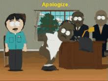 Southpark Apologize GIFs