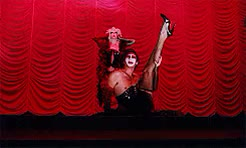 Watch and share Barry Bostwick GIFs and Rocky Horror GIFs on Gfycat