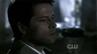 Watch and share Character: Castiel Novak GIFs on Gfycat