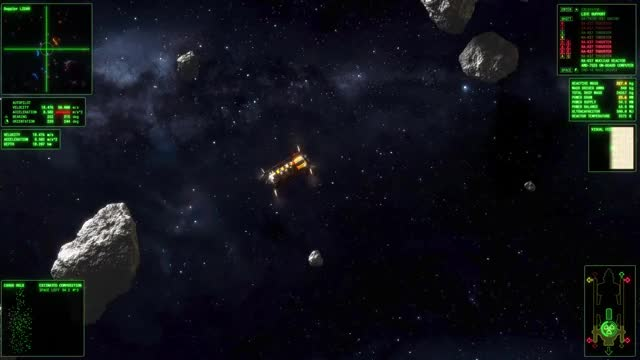 Watch ΔV: Rings of Saturn - Best served at distance GIF by Kodera Software (@kodera) on Gfycat. Discover more deltav, game, gamedev, indie, indiedev, sci-fi, scifi, space GIFs on Gfycat