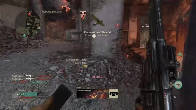 Watch this GIF by Gamer DVR (@xboxdvr) on Gfycat. Discover more CallofDutyWWIIPrivateBeta, NNNNNibor, xbox, xbox dvr, xbox one GIFs on Gfycat