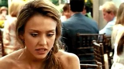 jessica alba, Jessica Alba Talking GIFs