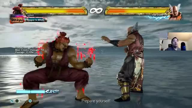 ricksteeezy Playing Tekken 7 - Twitch Clips