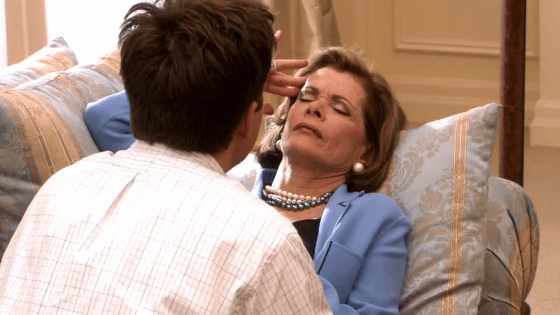 HighQualityGifs, Lucille Bluth Shocked GIFs