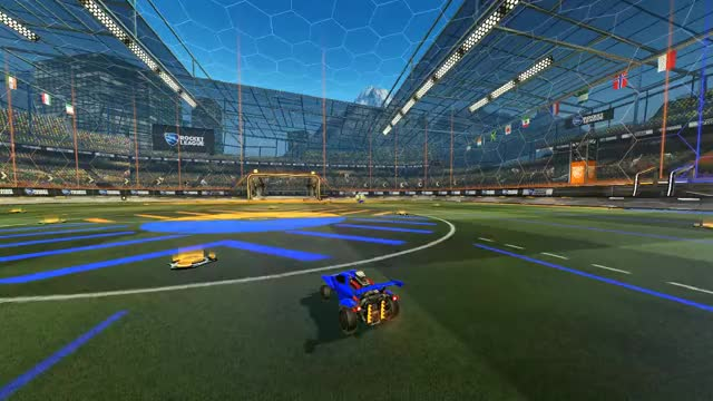 Watch and share Rocket League 2019.03.19 - 17.26.55.01 Trim GIFs on Gfycat