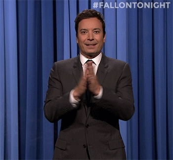 Jimmy Fallon, applause, clap, clapping, jimmy fallon, slow clap, Jimmy Fallon Slow Clap GIFs