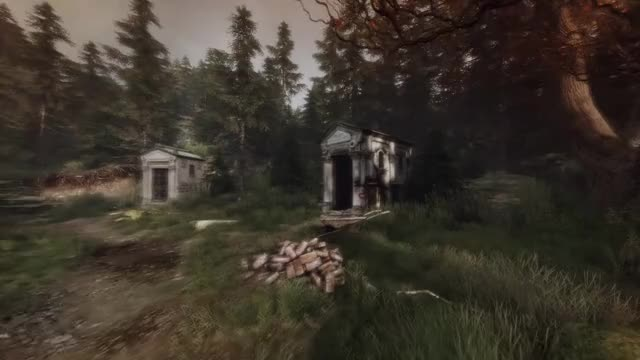 Realistic Exploration And Mystery Game Unreal Engine 3 Gif