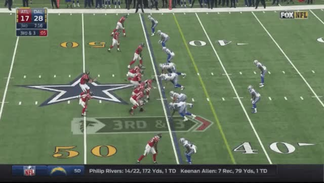 Watch and share Cowboys GIFs and Falcons GIFs by oxygencube on Gfycat