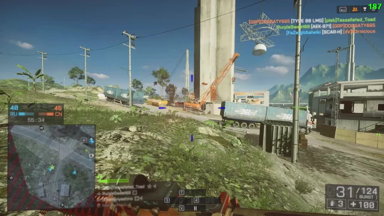 Amit is always busy. BF4, Satisfying. GIFs