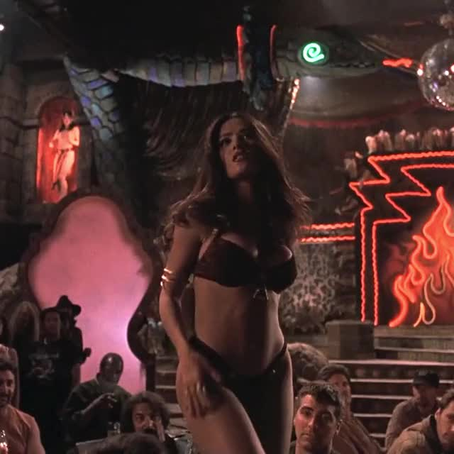 Watch and share From Dusk Till Dawn GIFs and Salma Hayek GIFs by MikeyMo on Gfycat