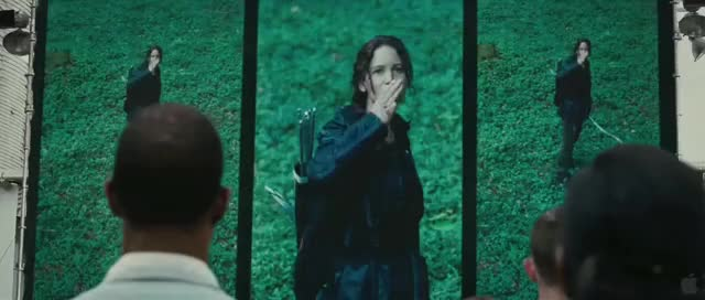 Watch and share The Hunger Games GIFs on Gfycat
