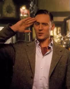 Watch this roger that GIF on Gfycat. Discover more roger that, tom hiddleston GIFs on Gfycat