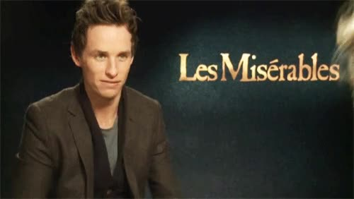 Watch and share Eddie Redmayne GIFs on Gfycat