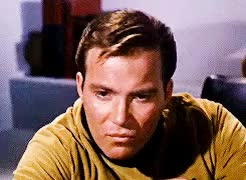 Watch and share William Shatner GIFs and Leonard Mccoy GIFs on Gfycat