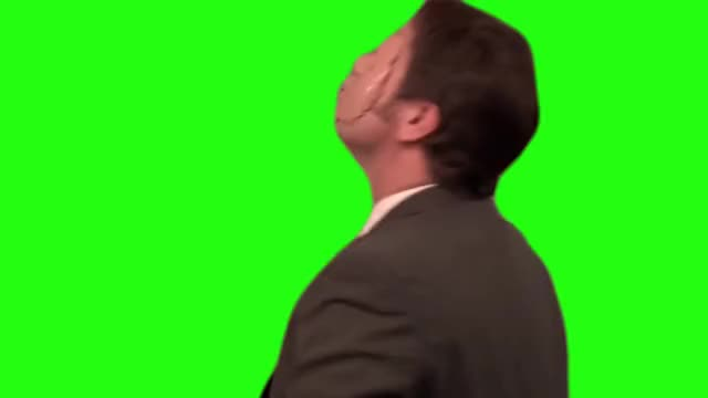 Watch and share Dwight Schrute Green Screen GIFs by nyradb on Gfycat
