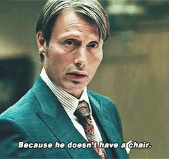Watch and share Mads Mikkelsen GIFs on Gfycat