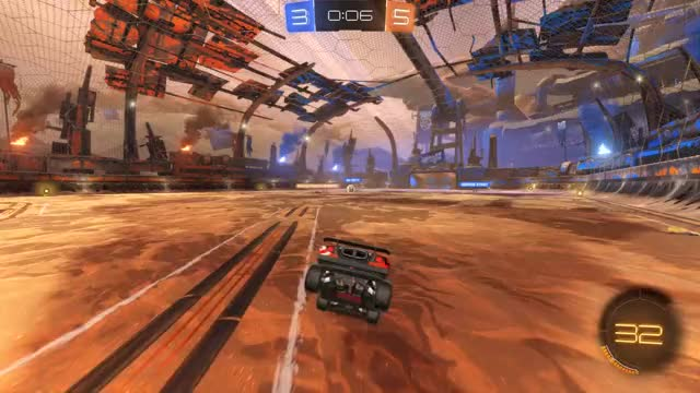 Watch Goal 9: Trent Designs GIF by Gif Your Game (@gifyourgame) on Gfycat. Discover more Gif Your Game, GifYourGame, Rocket League, RocketLeague, Trent Designs GIFs on Gfycat
