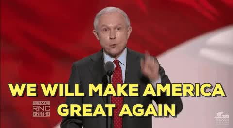 Watch this GIF on Gfycat. Discover more jeff sessions GIFs on Gfycat