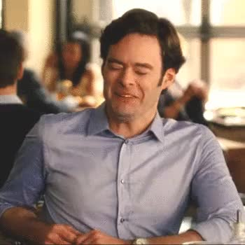 Watch this bill hader GIF on Gfycat. Discover more amy schumer, bill hader, gif, gif set, judd apatow, lebron james, saturday night live, snl, trainwreck GIFs on Gfycat