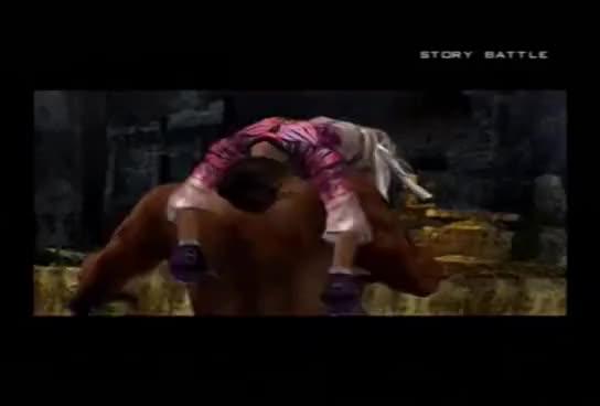 Watch and share Christie Monteiro GIFs and Tekken 5 GIFs on Gfycat