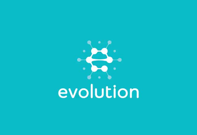 Watch Evolution LOGO GIF on Gfycat. Discover more related GIFs on Gfycat