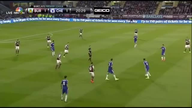 Watch AMAZING CHELSEA GOAL - Andre Schurrle goal vs Burnley & Fabregas assist (HD) (ENGLISH COMMENTARY) GIF on Gfycat. Discover more Andre, Assist, Burnley, Chelsea, Fabregas, Goal, Hazard, Jose Mourinho, Mourinho, People & Blogs, Premier league, Schurrle, Skill, Vs GIFs on Gfycat