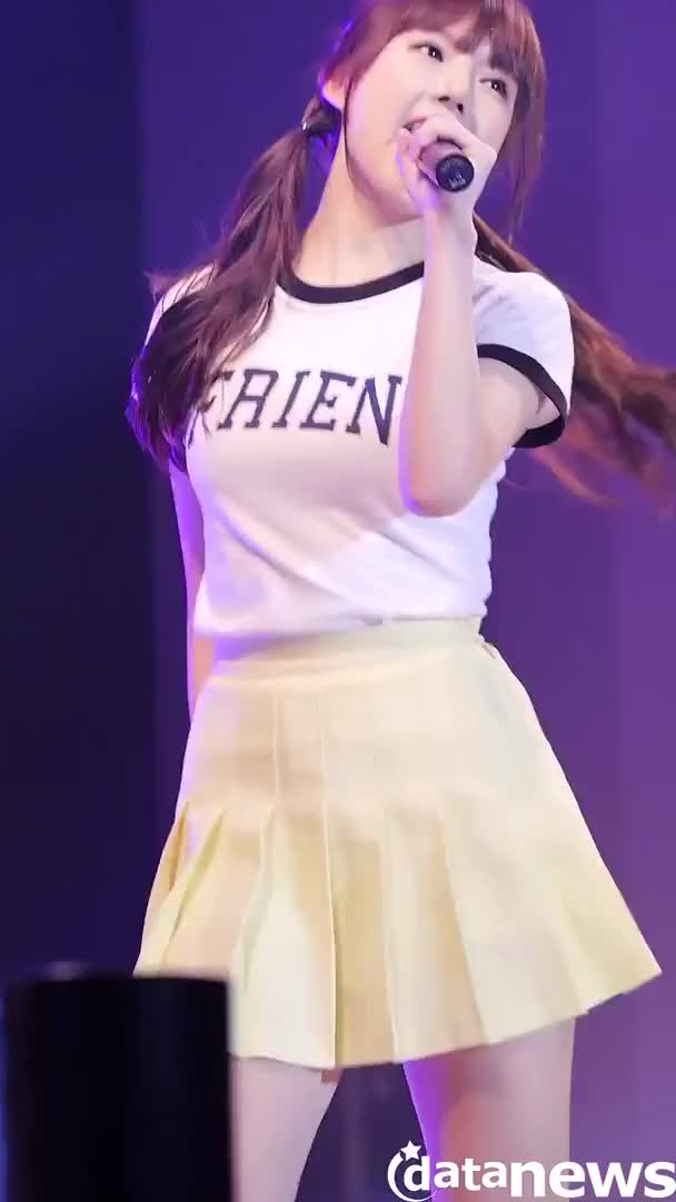 Watch and share Gfriend Yerin - High Kick GIFs by Lester2031 on Gfycat