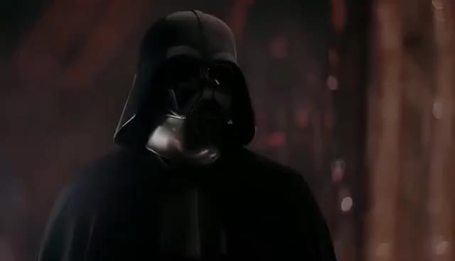 Watch and share VADER CHOKES KRENNIC - ROGUE ONE - A STAR WARS STORY - HD GIFs on Gfycat