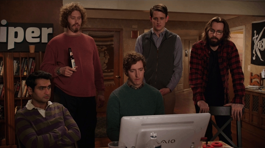 reactiongif, siliconvalleyhbo, Silicon Valley S03E09 GIFs