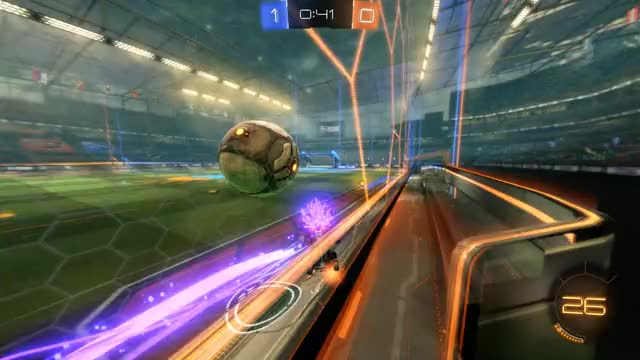 Watch Shot 9: Barry Allen GIF by Gif Your Game (@gifyourgame) on Gfycat. Discover more Gif Your Game, GifYourGame, Molz, Rocket League, RocketLeague, Shot GIFs on Gfycat