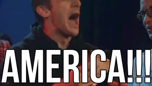 Watch this america GIF on Gfycat. Discover more america, gifs, juan, memorial day, tcgs, the chris gethard show GIFs on Gfycat