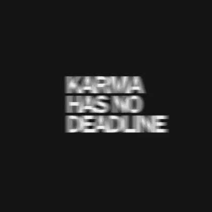 Watch - what goes around comes around  GIF on Gfycat. Discover more black and white, black and white gif, bullies, deadline, gif, gothic, grunge, indie, karma, quotes, saying, what goes around comes around GIFs on Gfycat